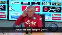 Carlo Ancelotti défend José Mourinho après son geste polémique