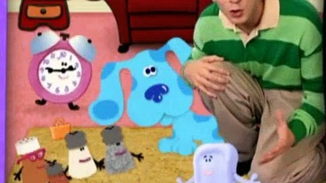 Blue's Clues - S04 E06 - The Baby's Here! (aka Blues Big News)