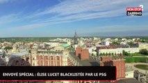 Envoyé Spécial : Elise Lucet blacklistée par le PSG, sa photo distribuée aux vigiles (Vidéo)