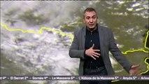 #TempsRTVA☁ Demà núvol. Precipitacions lleus en algunes zones del país. Temperatures baixes fins divendres.El Temps Andorra
