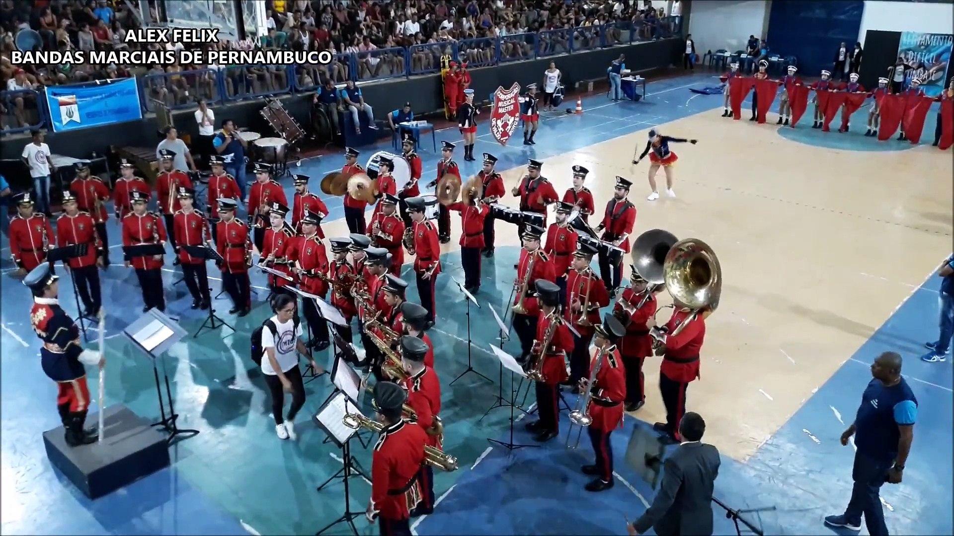 BANDA MUSICAL DEVALDO BORGES 2018 | 9°ETAPA FINAL | X COPA PERNAMBUCANA DE BANDAS E FANFARRAS | ABAN