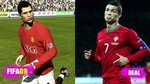 Cristiano Ronaldo First Goal in His Senior Career | 2018 NEW
