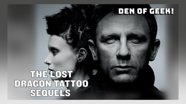 The Lost Dragon Tattoo Sequels