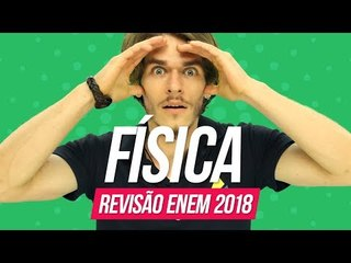 Física | Revisão Enem 2018