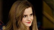 Emma Watson Hangs With Tom Felton