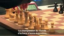Le championnat du monde d'échecs s'ouvre à Londres