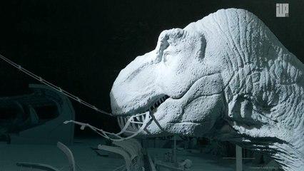 Jurassic World - Fallen Kingdom VFX breakdown