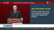 Cumhurbaşkanı Erdoğan  Gizli oy, açık tasnif