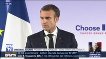 Offensive de Trump: ce qu'a dit Macron sur les Etats-Unis et la création d'une armée européenne