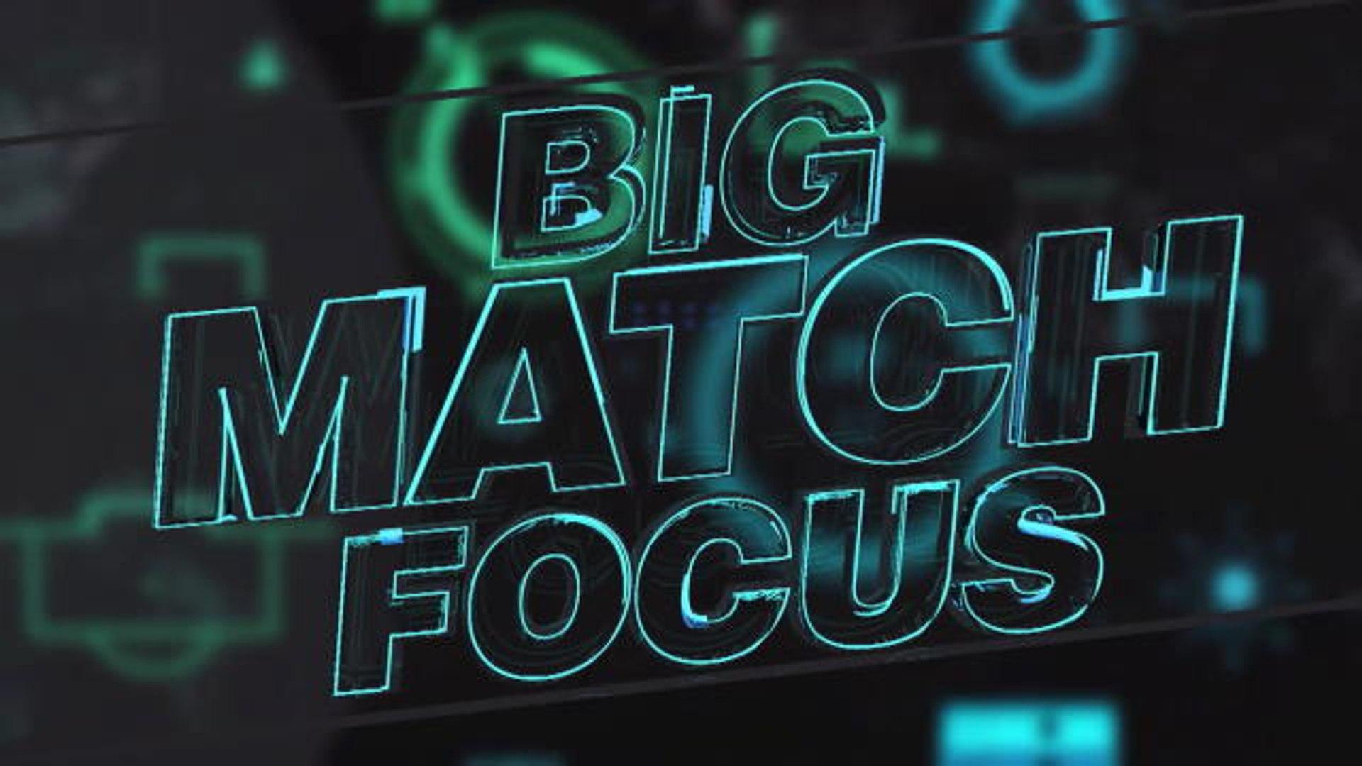 Big Match Focus - Manchester City vs Manchester United