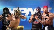 Fenix & Pentagon Jr. vs. The OGz (Hernandez & Homicide) Impact Wrestling