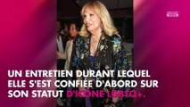Amanda Lear fâchée contre Sylvie Vartan : la raison dévoilée