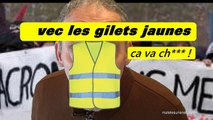 """Blocus des """"gilets jaunes"""" je crains le pire !"""