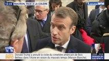 7 JOURS BFM - La semaine d'Emmanuel Macron face à la colère des Français
