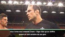 "Test Match - Alun Wyn Jones :""Il faut qu'on se lâche"""