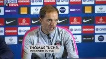 """Thomas Tuchel sur les Football Leaks : """"Ça ne nous influence pas"""""""