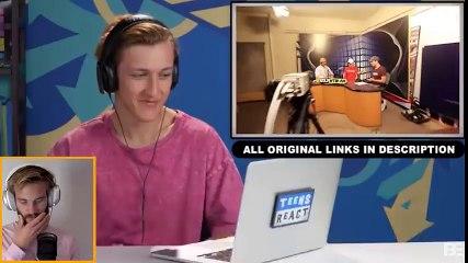 reacting to youtubers reacting to pewdiepie vs series