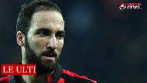 Milan-Juventus, infortunio Higuain: le ultime