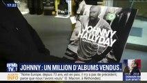 C'est un record ! Plus d'un million d'exemplaires de l'album posthume de Johnny Hallyday déjà vendus