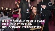PHOTOS. Kendall Jenner, Gigi Hadid, Bella Hadid... le défilé Victoria's Secret côté coulisses