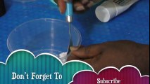 How to Make Slime Aquafresh Toothpaste and Flour, Without Borax,Without Starch and Without Detergent