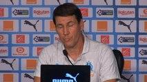 Football Leaks - Garcia : ''J'ai assez de boulot avec mon équipe''