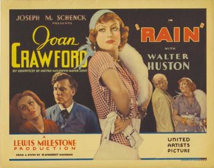 Joan Crawford  Rain (1932)