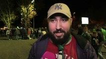Les réactions des supporters après la victoire de l'ASSE face à Reims