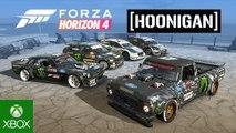 Forza Horizon 4 GymkhanaTEN Vehicles - X018 Trailer