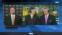 Bruins Overtime Live: Bruce Cassidy Reacts To Boston's Win Over Maple Leafs