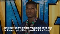 John Boyega And Letitia Wright Will Star In New Sci-Fi Film 'Hold Back the Stars'