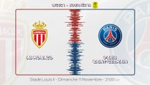 AS Monaco - Paris Saint-Germain : La bande annonce