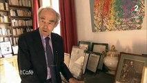 """Robert Badinter ému en évoquant l'abolition de la peine de mort dans """"Thé ou café"""" - Regardez"""