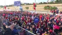 Vodafone 40. İstanbul Maratonu - Mevlüt Uysal - İSTANBUL