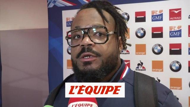 Bastareaud «Je n'ai pas envie d'être positif» - Rugby - XV de France