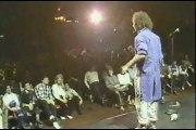 """1986 Howie Mandel """"Fan Fart Face"""" Joke"""