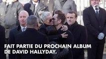 """PHOTOS. Découvrez le clip très émouvant réalisé par Laura Smet pour """"l'adieu"""" de David Hallyday à Johnny Hallyday"""