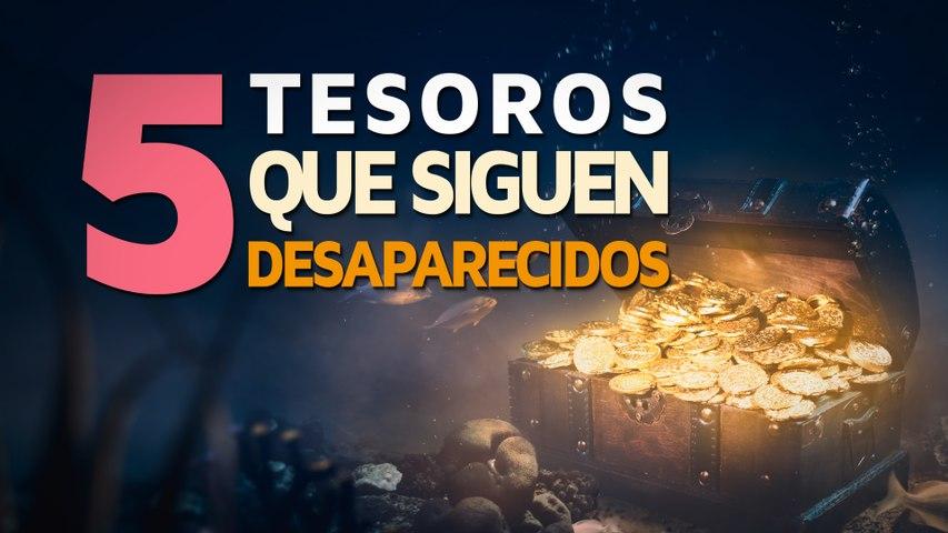 5 Legendarios tesoros escondidos   Siguen desaparecidos