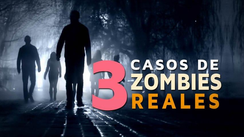 ¿Existen los zombies?   3 Casos Reales ♂️