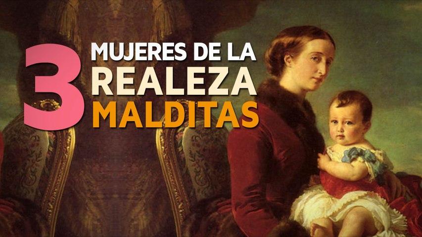 3 Mujeres de la realeza malditas   ¿Conocías sus casos?