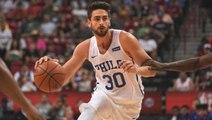 Furkan Korkmaz, Philadelphia 76ers-Memphis Grizzlies Maçında Takımına 12 Sayılık Katkıda Bulundu