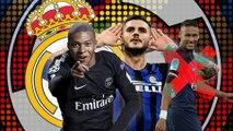 يورو بيبرز: ايكاردي او مبابي في ريال مدريد بحلول يناير