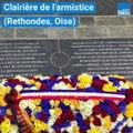 Vingt images du centenaire de l'armistice du 11 novembre
