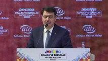 Ankara Odalar ve Borsalar Müşterek Toplantısı - ANKARA