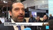 Interview de Saad Hariri, Président du Conseil des ministres du Liban