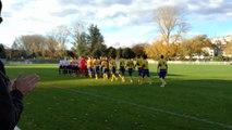 Les supporters de Sochaux au Stade Blum dimanche 11 novembre