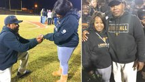 Georgia High School Football Players Help Coach Propose to Girlfriend