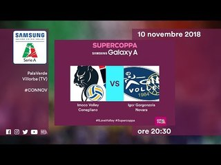 Conegliano - Novara   Finale   Highlights   Supercoppa Samsung Galaxy