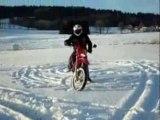 Un petit delir dans la neige en XPS