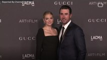 It's A Girl For Kate Upton and Justin Verlander!